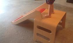 kids slide. From ikea. $20obo