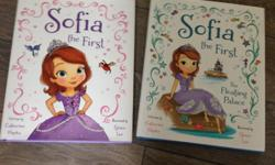 - Sofia the First - $10 - Sofia the First, the Floating Palace - $10