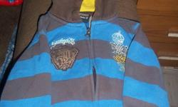18mth VGUC SouthPole zip up Hoodie   $5.00