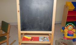 CHALK BOARD, GOOD CONDITION NON-SMOKING HOME   MOVING AND MUST SELL   $10.00   CHECK OUT MY OTHER ADS