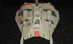 snow speeder has all parts great shape still works. asking 40, or make me a offer