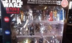 Star Wars collectible key chain set. Never used. New in box This ad was posted with the Kijiji Classifieds app.