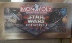 Excellent condition! Age 8+ 2 to 8 players Collector Edition 3D Gameboard Includes 8 collectible tokens of characters in Episode 1   CHECK OUT OTHER ADS WILL GIVE A DEAL IF YOU BUY SOMETHING ELSE