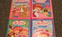 The sweet dreams movie Adventures on Ice Cream Island Seaberry Beach Party Dress up days Best Pets Yet All DVD's sold as a set.
