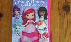 Glimmerberry Ball Movie (DVD)