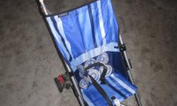 Umbrella stroller -  great for travel
