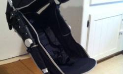 Summer Infant Quicksmart Stroller - collapses down very small for easy travel in your car or airports - comes with carry case - very sturdy - excellent condition with the exception of a few tears in the foam on the handle - comes from a non smoking home -