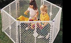 ISO a super xl play yard like the one pictured below.