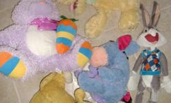 Any 2 Teddy Bears for $5.00. All Teddy Bears are in excellent condition. Some are brand new.