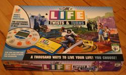 the electric version of the game of life. played twice