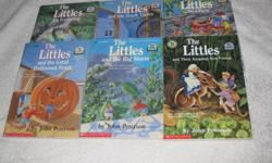 These JUNIOR Chapterbooks are in EXCELLENT to LIKE NEW condition, with slight wear to the corners of the cover, unless noted otherwise, and are $2.00 each **SPECIAL: BUY ALL 6 BOOKS FOR $10.00** All our items come from a smoke-free environment. THE