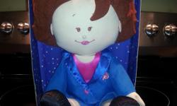 Original The Rosie Talking Doll, still in box, good condition, still talking!