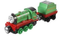 Used Thomas & Friends Take-N-Play trains for sale! Take-N-Play trains are smaller than wooden and Trackmaster trains -- perfect for smaller hands. They connect with magnets, just like other Thomas & Friends trains, and they run on Take-N-Play track. Order