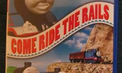 Join Thomas and his friends on their adventures on two DVD titles including Come Ride the Rails and Songs From The Station.