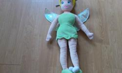 Large Tinkerbell doll in very good condition