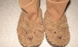 Adorable animal slippers...Toddler size 7, BABY GAP Brand....non slip bottoms.   These are in EXCELLENT CONDITION!!!   *smoke and pet free home *please see my other ads :)