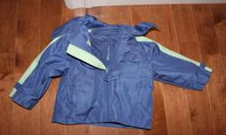 For sale Tommy Hilifiger 3 in 1 jacket for baby boy.  6-12 mths.  Great for spring/summer/fall.