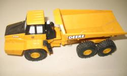 Small Tonka dump truck About 8 inches long by 3 inches high Great condition