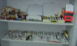 Collection Miniature Cars & Ships. Offers? Consists of two shelves. Selling for $58 per shelve.