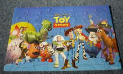 Toy Story 48 piece Puzzle Located in Barrhaven