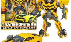 I have for sale the biggest bumble bee toy you can get in stores. Great gift for anyone. This cost $69.99 at toysrus, walmart. Price is final. Comes with everything in box and exactly as shown in the picture. Please email me for questions.