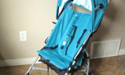 Used only twice for travell. Like new. very light and easy to fold, to store, to use. If interested please call: 780-882-3519