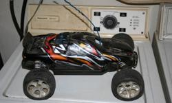 selling a traxxas jato 3.3 nitro rc car in very good shape and goes wicked fast. come with everything you need as well as some extra parts.   250 obo