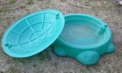 Turtle shape Sand box