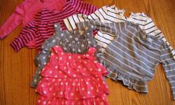 Hi there, I am selling a fall / winter lot of brand name girls clothes in size 12-18 months.  I have a set of twins so there are allot of coordinating, but not matching outfits.  Mostly Childrens Place, Old Navy and Gap.  All in excellent condition.