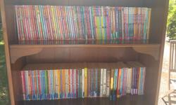 Selling our collections of horse and animal books - Saddle Club, Animal Ark, Magic Pony, Magic Kitten, Magic Puppy, Puppy Place, Unicorns of Balinor, Chronicles of Narnia, Dolphin Diaries, Babysitters' Club. Too many to mention, price negotiable for