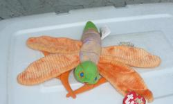 I have a Ty Beanie Baby for sale,smoke/pet free home.