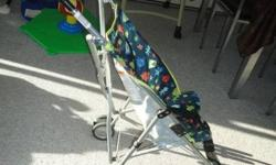 Hi....   I used this stroller a couple times... but still in good condition...   Asking $5