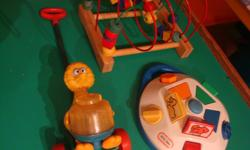 Big bird popper $2 tap and revel $2 Educational Toy $7