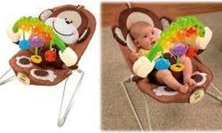 vendre 1 chaise fishe price monkey