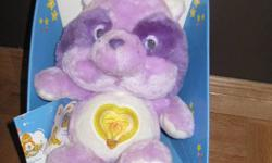 VINTAGE CARE BEARS SOME WITH BOX GREAT CONDITION DOUBLES OF MY COLLECTION