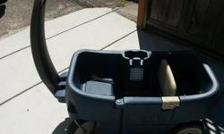 Step 2 Wagon. Safety belts. Good condition. Storage under seat.