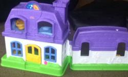 Looking for little people toys for the play house, farm. If you have any I would gladly buy them! Thanks This ad was posted with the Kijiji Classifieds app.