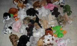 40 WEBKINZ $3 each or all for 50.00 check out my other ads!!
