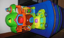 I have a weebles toy set, also comes with weebles vehicle.
