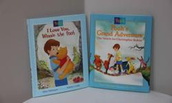 Titles * Pooh's Grand Adventure * I Love You Winnie the Pooh Printed in the US Like new.