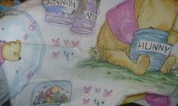 Winnie the Pooh quilting fabric