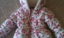 Winter Coat & Snow Pants   Bought at Sears Used For One Winter Excellent Condition Size 18 Months   $30.00   Please Call or Email Kyla