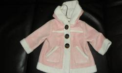 For sale: Pink one piece snow suit: Sixe 6-12mths - $15     Excellent condition!