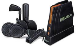 Brand New in Box (limited quantities) (batteries included) Regular Retail: $59.99 Overstock Price: $29.99 60 built-in games include 12 sports games plus 48 arcade games 2 wireless remotes plus accessories kits for golf, baseball,tennis and table tennis