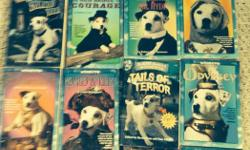 Young reader wishbone books. $1 each or all 14 books for $10.