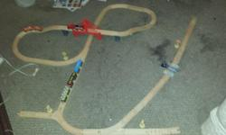 $30 for the whole set trains and all