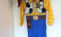 Woody - costume with hat & red bandana Serious inquiries leave number & I?ll call you ASAP.
