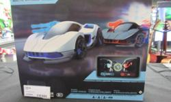 Robotic Enhanced Vehicles Complete Battle Pack with 2 remote bluetooth cars