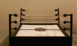 39 wrestlers in good to great condition and ring,$125.00 OBO