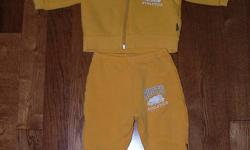 For Sale: Boys ROOTS Sweat shirt and matching pants. Size 12-18 months. Asking $10.00. Contact Laura at 519 680 0835. Please check out my other ads.